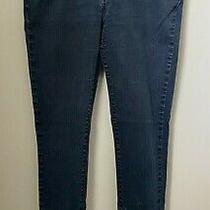 Levi's 535 Legging Women's Black Jeans Size 13m (28x29) Photo
