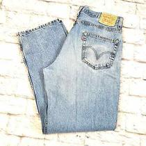 Levi's 550 Men's Relaxed Fit Jeans Size 36 Photo