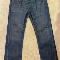 Levi's 569 Loose Straight Denim Men's Size 42 X 32 Photo