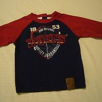 Levi's Baby Boy 12 Months Shirt - Cute Photo