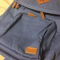 Levi's Blue Bookbag Photo