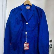 Levi's Blue L Men's Jacket P0691 Photo