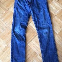Levi's Boyfriend Jeans Size 1 Photo