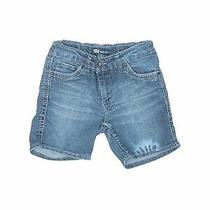 Levi's Boys Blue Denim Shorts 12 Photo