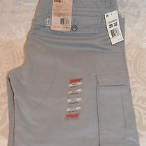Levi's Cargo 1 Relaxed Fit Twill Pants - Gray - Pants 29 X 32 - Levis - Nwt Photo