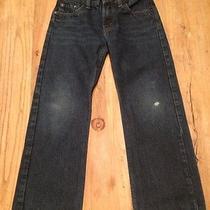 Levi's Children's Blue Jeans Photo