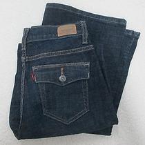 Levi's Demi Curve Mid Rise Boot Cut Jeans Size 10 Tape 30