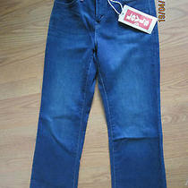 Levi's Jeans  Ladies Blue   Size 2p Slimming  Boot Cut    Nwt Photo