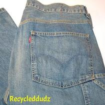 Levi's Loose Straight Carpenter Jeans Sz 38 X 30 (41x31.5) Euc Levis Men's Photo