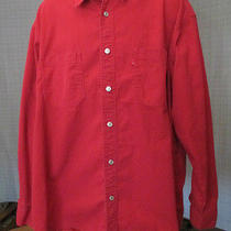 Levi's Ls Outdoor Shirt...size Xl...very Nice Photo
