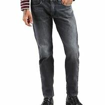 Levi's Mens Jeans Gray Size 34x29 502 Regular Fit Taper Leg Stretch 69 110 Photo