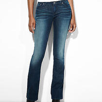 Levi's Modern Supreme Bootcut Skinny Jeans - Cactus Women's Denim Photo
