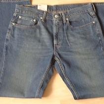 Levi's Nwt Men's 559 Tumble Rigid Denim Relaxed Fit-Low Rise Straight Leg 30x30  Photo