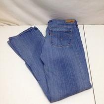 Levi's Slight Curve Modern Rise Bootcut Skinny Jeans 28x29 Photo