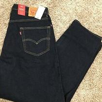Levi's Stretch 550 Relaxed Fit Jeans Men's Size 32x34 Msrp 59.50  New Photo