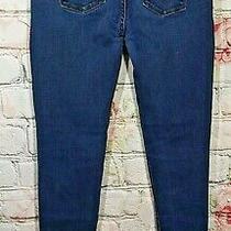 Levi's the Original Jean Legging Women's Size 4 Blue Denim Jeans Measures 26x30 Photo