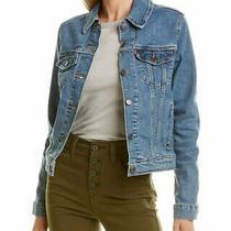 Levi's Trucker Jacket Women's Blue S Photo