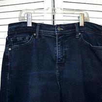 Levi's Womens 512 Perfectly Slimming- Skinny- Stretch Jean Black -10m W30 X L32  Photo