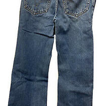 Levi Size 16 Reg L 28x30 550 Relaxed Fit Jeans Photo