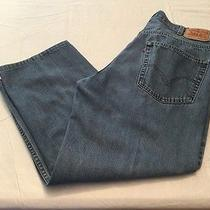 Levi Strauss & Co. Men's 550 Relaxed Fit Jeans Size 38 X 26 Photo