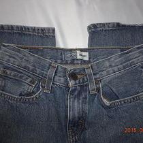 Levi Strauss Signature Boot Cut Medium Wash Women 10 Reg Photo