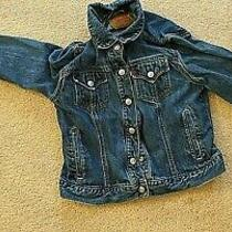 Levi Womens Weekend Medium Mis Blue Denim Jean Jacket   Women's Levi's Photo