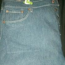 Levis 501 Straight Fit Photo