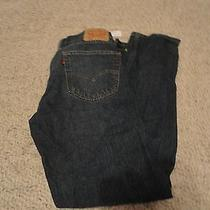 Levis 505 Red Tab 32 X 32 Jeans  Straight Leg Measure 33 X 31 244 Photo