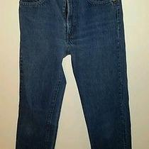 Levis 505 Straight Leg Jeans  Photo