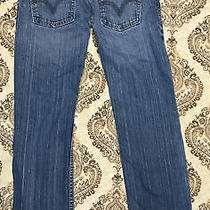 Levis 511 Skinny Boys Blue Jeans Size 12 Regular 26x26 1/2 School Play Summer  Photo