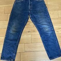 Levis 522 02 Straight Fit Jeans 32 X 32 Photo