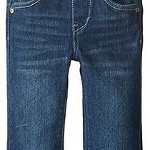 Levis Baby-Girls Infant Sara Slim Straight Calm Waters  Calm Water  24 Months Photo