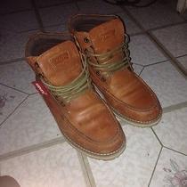 Levis Boots Photo