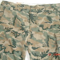 Levis Cargo Pant  Camouflage  Size 46 X 30  New With Tags Photo