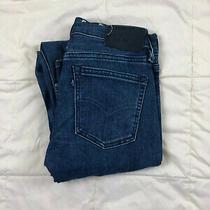 Levis Dark Wash Blue Skinny Jean Women's Size 24/32 Photo
