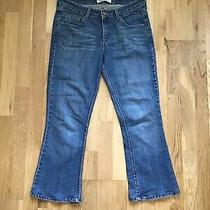 Levis Jeans Low Rise Bootcut Flared Photo