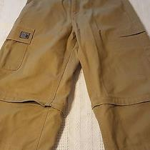 Levis Khakis Silvertab Pants and Shorts Combo Size Xxlarge (18) Unisex 6 Pockets Photo