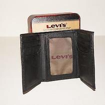 Levis Leather Wallet Photo