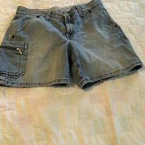 Levis Womens Shorts Size 8 Mis Photo