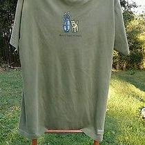 Life Is Good Man's Best Friend Golf Bag Dog Tshirt T Shirt Size Large Men Photo