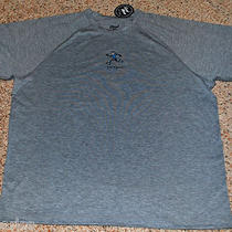 Life Is Good Men T-Shirt Size Xlarge - Heather Gray Photo