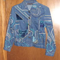 Life Style Jean Jacket Size Small Photo