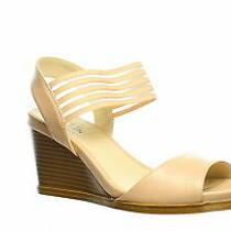 Lifestride Womens Blaze Blush Ankle Strap Heels Size 8 (Wide) (1344845) Photo