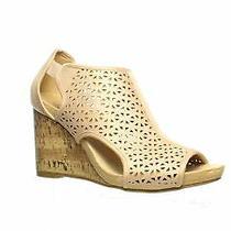 Lifestride Womens Hinx 2 True Blush Microsuede Sandals Size 6 (1337162) Photo
