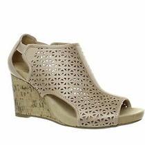 Lifestride Womens Hinx 2 True Blush Microsuede Sandals Size 8 (1275695) Photo