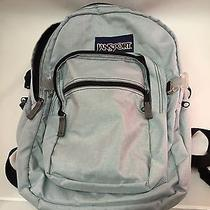 Light Blue Jansport Bookbag Photo