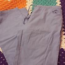 Light Blue Scrub Pants Photo