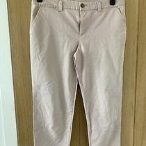 Light Pink Khakis by Gap Ladies Trousers Size 14 Photo