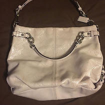 Light Purple Coach Purse Photo