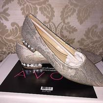 Like a Diamond Flats/ Mark by Avon Size 6 New Photo